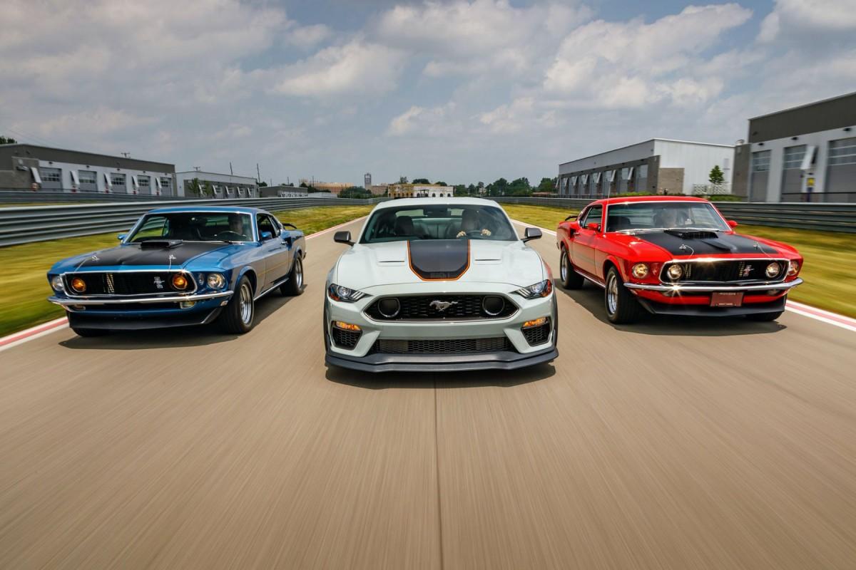 Ford Mustang (2023) : une durée de vie allongée