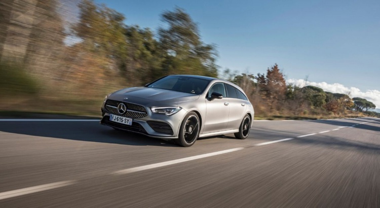 Essai Mercedes-Benz CLA Shooting Brake : belle à tout faire