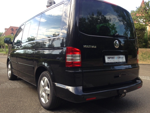 volkswagen t5 multivan highline import convoi. Black Bedroom Furniture Sets. Home Design Ideas