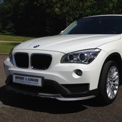 bmw x1 xdrive 20d import convoi. Black Bedroom Furniture Sets. Home Design Ideas